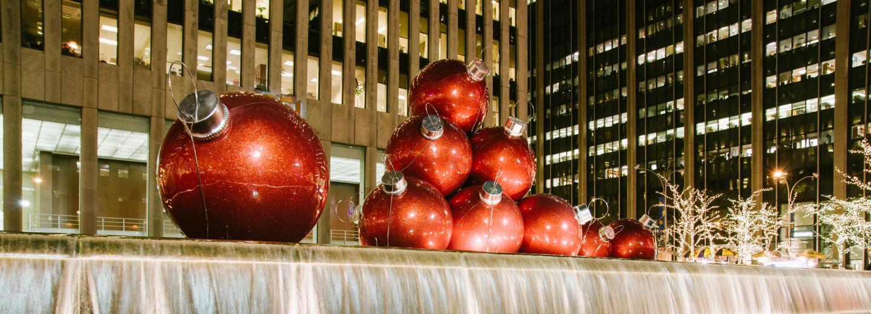 New York City - Christmas Shopping   JUST AWAY