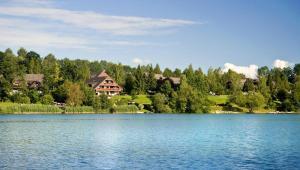 Die Seele baumeln lassen am Maltschacher See