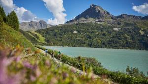 Sommerlicher Natururlaub in See im Paznauntal