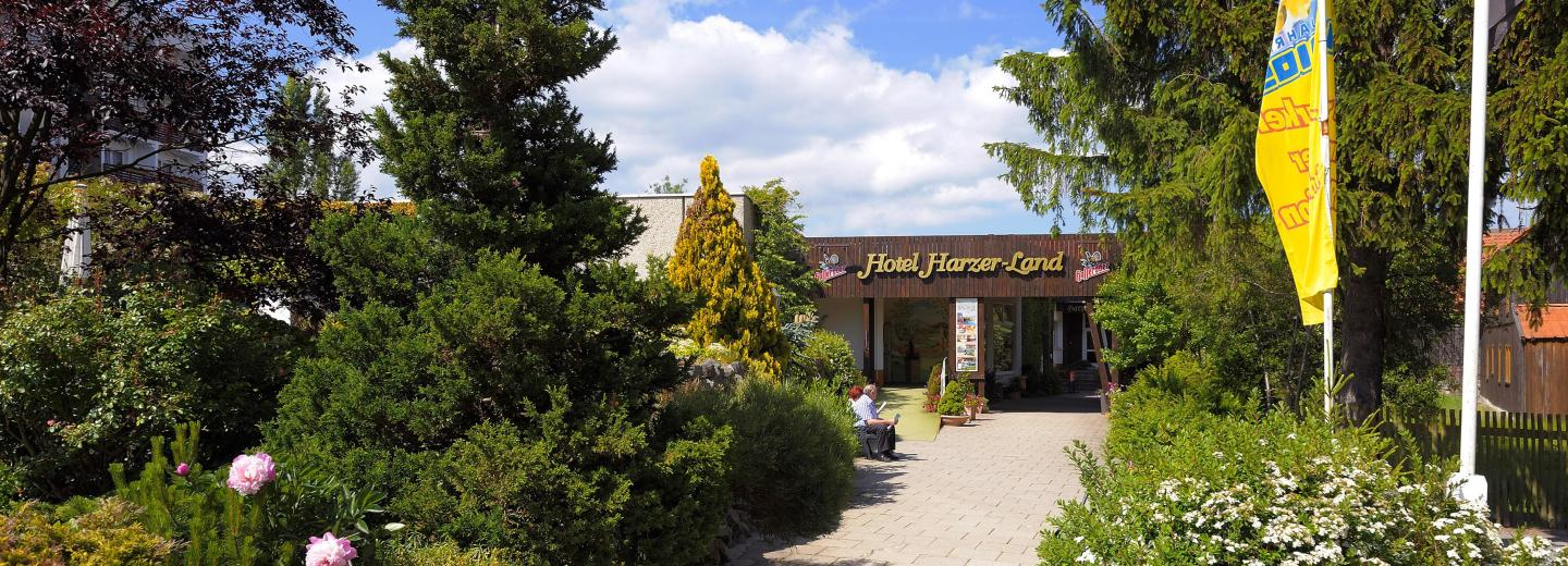 Hotel Harzer Land In Thale Just Away